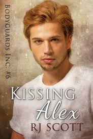 Blog Tour And Review Kissing Alex By RJ Scott