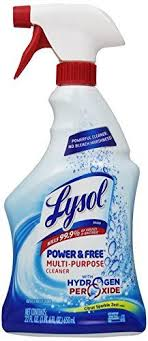 lysol power free multipurpose cleaner cleaning products