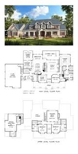 Country Craftsman Farmhouse Southern Traditional House Plan