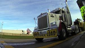 100 Weight Of A Semi Truck How A Mn Weigh Station Operates 2016 YouTube