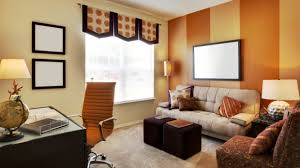 bold colors for accent wall in small living room idea best