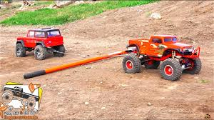 100 Rc Pulling Truck RC ADVENTURES TUG OF WAR 14 S Power POKER RALLY