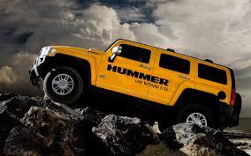Hummer H3 of hummer