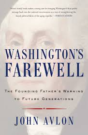 Washington s Farewell Book by John Avlon