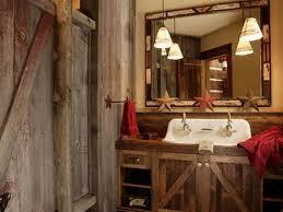 Rustic Barn Bathroom Lights by Bathrooms Design Pendant Light Bathroom Bathmat Brown Rustic