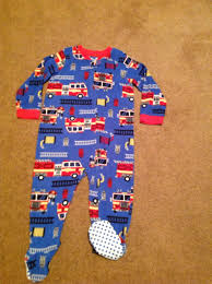 100 Fire Truck Pajamas Find More Jumping Beans Pjs Size 24 Months For Sale At