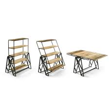 Wayfair Kitchen Bistro Sets by Hip Vintage Incredible Convertible Dining Table You U0027ll Love