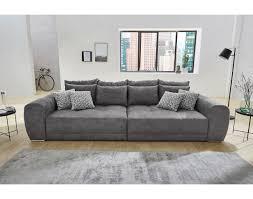 big sofa grau ca 306 x 134 cm