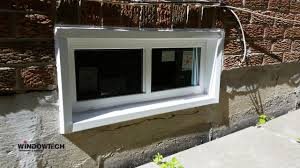 Inspirational Basement Casement Window Replacement Replacing Leaky ... Other Vinyl Storm Windows Awning Best Blinds For Replacement Window Sizes Timber Door Design With Lemonbay Glass Mirror Bedroom Basement Waldorf See Thru Full Size Of Egress Escape Steps Open And The Home Depot Height Doors U Ideas Hopper West Shore Suppliers And Manufacturers At