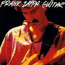 Guitar Frank Zappa Album