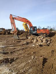 100 Rock Trucks Hoe With Rock Trucks Cedarwell Excavating