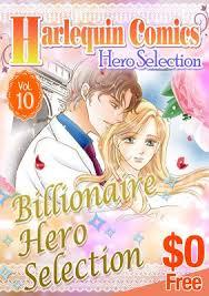 Harlequin Comics Hero Selection Vol 10