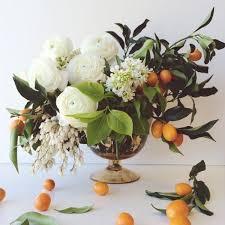Modern Renaissance Floral Arrangement Mandi Nelson Photographer