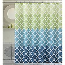 Navy Geometric Pattern Curtains by Geometric Pattern Curtains Amazon Com