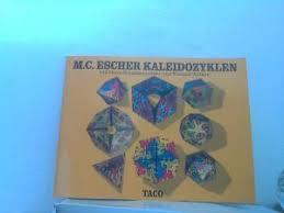 MC Escher Kaleidozyklen Vorgestanzte Modelle Zum Falten Schattschneider Doris Und