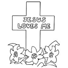 Beautifully Idea Cross Coloring Pages Top 10 Free Printable Online