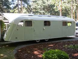 Classic Refurbished 1948 Westcraft Sequoia 27 10 Long Travel Trailer