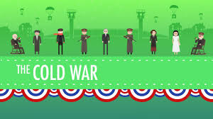 Iron Curtain Cold War Apush by The Cold War Crash Course Us History 37 Youtube