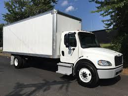 100 White Freightliner Trucks 2020 FREIGHTLINER BUSINESS CLASS M2 106 Greensboro NC 116165045