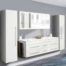 hochglanz badezimmer möbel lichtspiegel shalima 4 teilig