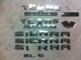 FS: 2011 Texas Edition Emblems, Sierra Emblems - PerformanceTrucks ... Allnew 2009 Dodge Ram Named Fullsize Pickup Truck Of Texas 26 Wheels And Tires Edition Style Rims 5 Lug Chevy Trucks For Welcome To Pippen Motor Co In Carthage 2018 Chevrolet Silverado 1500 For Sale Hammond New Old Chevy With Edition Rims Pinterest Rgv Trucks Tahoe Hd On 24 Rim Youtube Fort Sckton Used Vehicles Sale Lt Extended Cab Ford Reveals Limited 2017 Dallas Cowboys F150 Bossier Chrysler Jeep