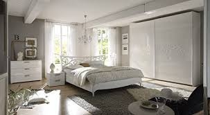 schlafzimmer komplett set schlafzimmerset bologna in weiß