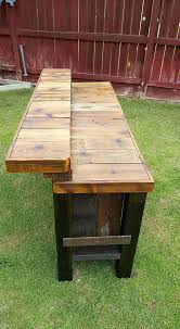 Diy Outdoor Bar Table If An Individual Plan To Learn Woodworking Skills Try Rustic