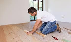 Küche Boden Verlegen Neuen Boden Verlegen Das Haus