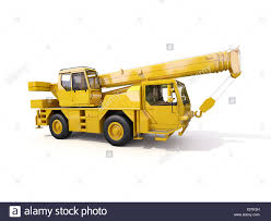 100 Truck Mounted Crane Stock Photo 278981013 Alamy