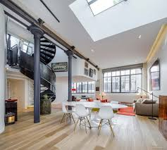 100 Lofts In Melbourne Old Parisienne Factory Becomes Modernized French Loft Thanks