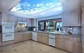 eclairage de cuisine led ruban led sous un meuble de cuisine