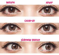 Halloween Contacts Non Prescription Zombie by Geo Tri Color Grey Circle Lenses U0026 Colored Contacts Pinkyparadise