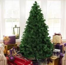 Unlit Artificial Christmas Trees Walmart by Holiday Time Unlit 6 U0027 Greenwood Pine Artificial Christmas Tree