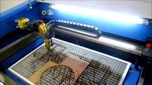 the ebay laser cutter followup youtube