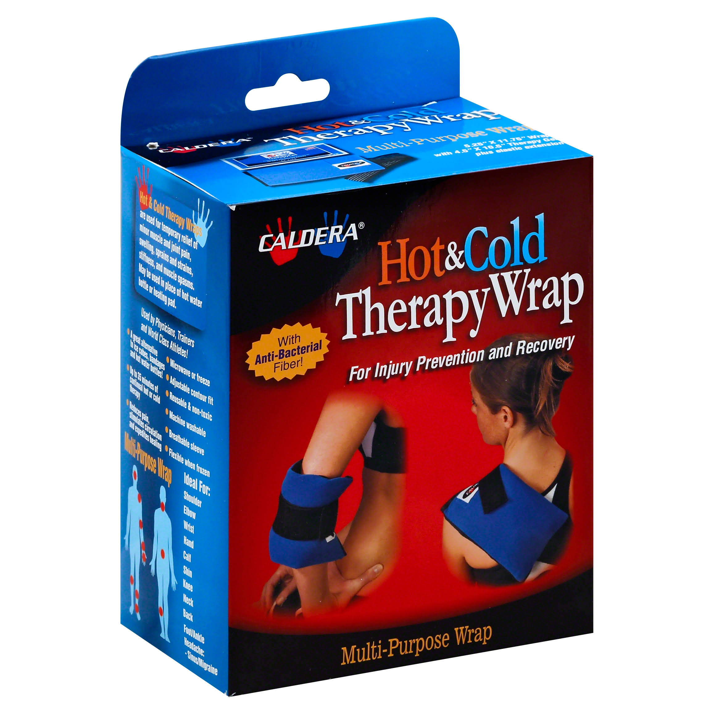 Caldera Multi-Purpose Therapy Gel Wrap