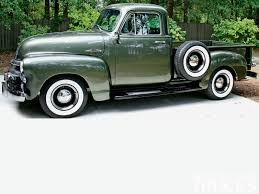 55 Chevy 3100 || Green 1955 Chevrolet Pick-up Truck With White Wall ... 55 Chevy Pickup Stake Bed Scaledworld 1955 3100 Big Red Click This Image To Show The Fullsize Version Rat Rod Trucks Lingenfelter Erod Imgur David Lawhuns 1st Series An Awesome Classic Hot Rod Custom Flickr 55chevytruckcameorandyito3 Total Cost Involved Truck Metalworks Classics Auto Restoration Speed Shop Flatnlows Truck Build Thread The Hamb