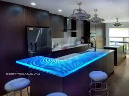 104 Glass Kitchen Counter Tops Price Of Tops White Concrete S
