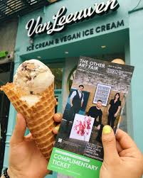 Van Leeuwen Artisan (@VLAIC)   Twitter Chocolate Michel Cluizel And Pistachio Cone Yelp Minty Fresh Scouting Van Leeuwen Artisan Ice Cream Goldfinch Scout Old Navy Truck Giving Out Free Ice Cream Tshirts In How Artisinal Is Building A Miniempire Based Makes Nolita Debut Abc7nycom Delivers Organic To Nyc Authority Truck Oclock Restaurants Los Angeles Brownstoner 6 Snack Gianduja From Editorial Image Image Of Canada Sweet 19626525 Happening Dtla