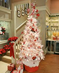Grandin Road White Christmas Tree by Holiday Set Decorations Martha Stewart