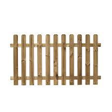 barriere escalier leroy merlin barrière bois merens marron h 100 x l 180 cm leroy merlin