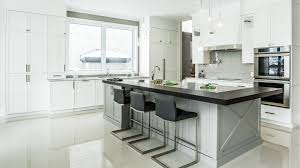 image de cuisine contemporaine armoires de cuisine contemporaine montréal et rive sud ateliers jacob