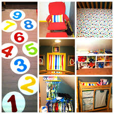 Sumersault Crib Bedding by Crayola Crayon Colorful Nursery Theme Ikea Toddler Duvet Set