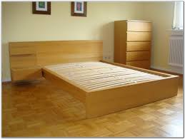 ikea malm bed frame for stylish bedroom mattress and ideas image