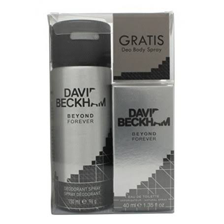 David & Victoria Beckham Beyond Forever Gift Set 40ml EDT + 150ml Deodorant Spray
