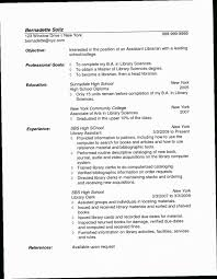 Librarian Resume Examples Dutv Djv Of Resumes For Example Academic Chi Full Size