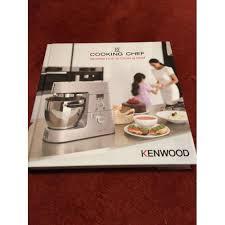 livre de cuisine cooking chef livre recette kenwood pas cher ou d occasion sur priceminister rakuten