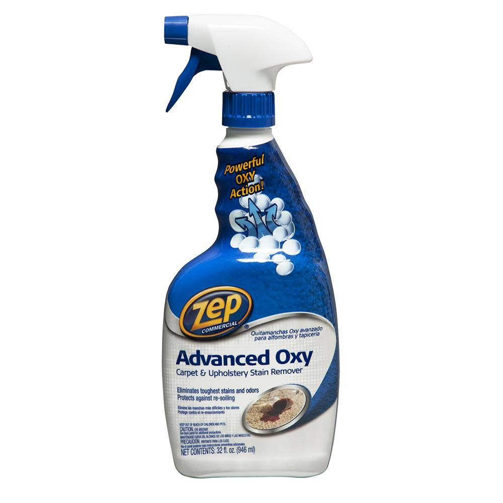 Zep Upholstery Cleaner Oxy Spray Bottle - 32 Oz