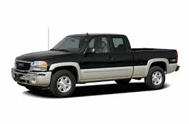 Silverado Bed Sizes by 2006 Gmc Sierra 1500 Slt 4x4 Extended Cab 5 75 Ft Box 134 In Wb