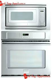 Kenmore Black Microwave Electric Wall Oven A Professional Stainless Steel Combination