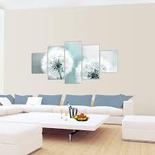 made in germany bilder blumen pusteblume wandbild 150 x 75
